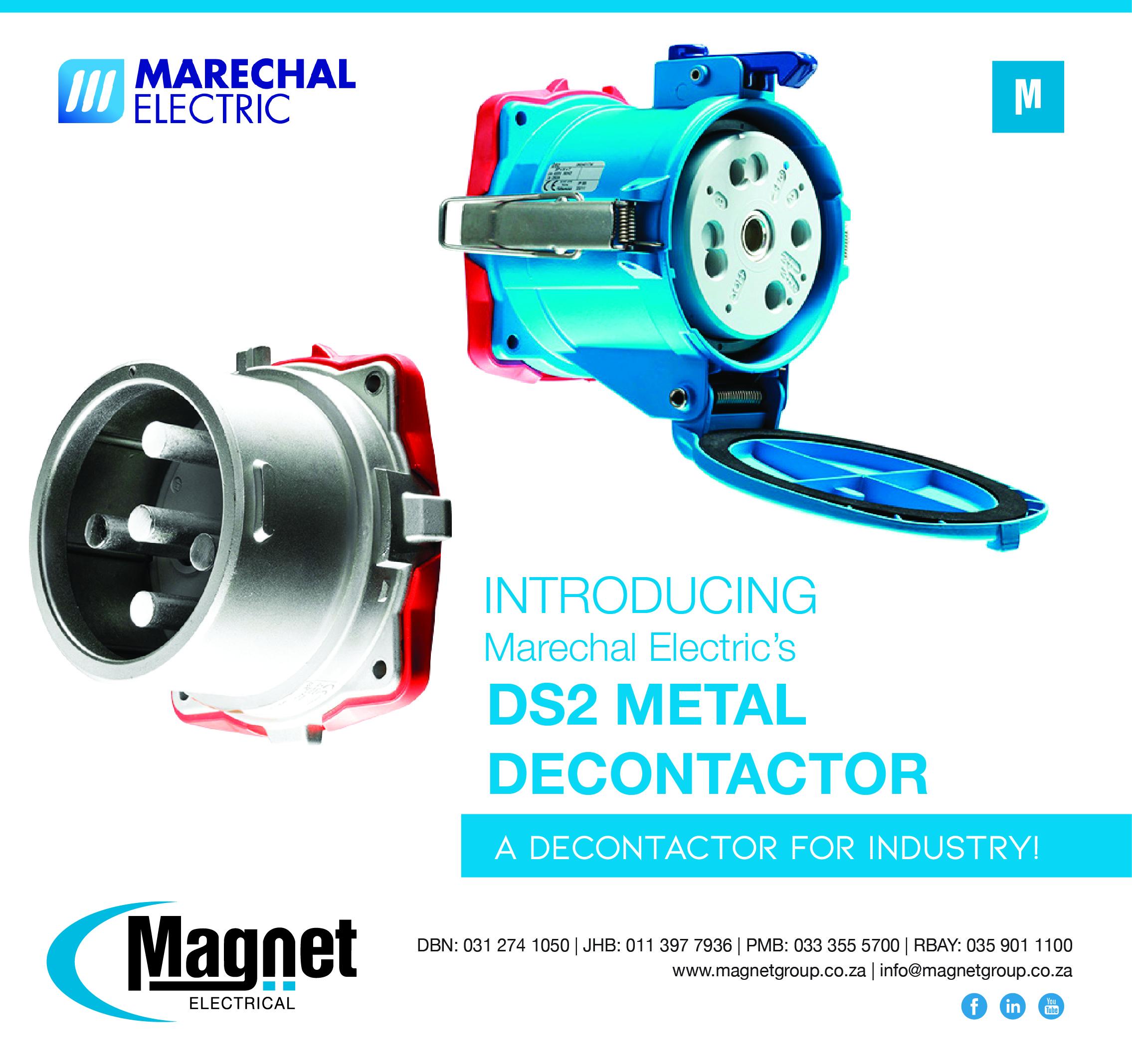 Marechal DS2 Metal Decontactor