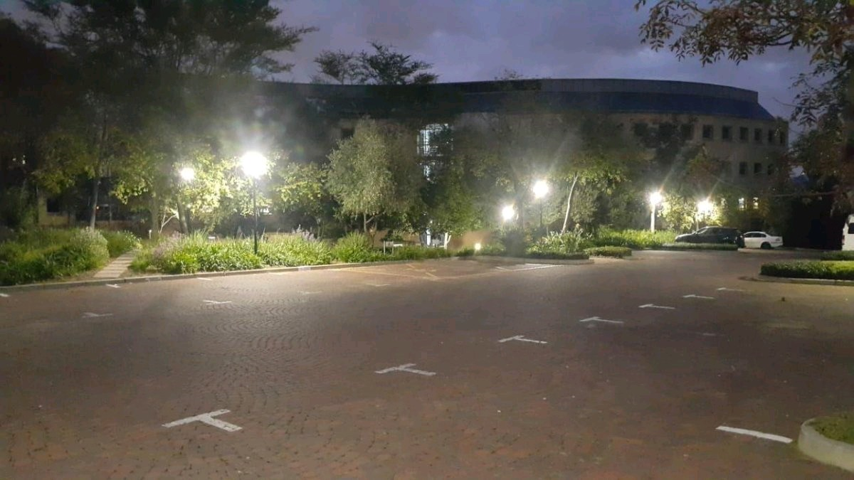 MAGNET COMPLETES OUTDOOR TURN-KEY LED LIGHTING SOLUTION FOR GROWTHPOINT PROPERTIES