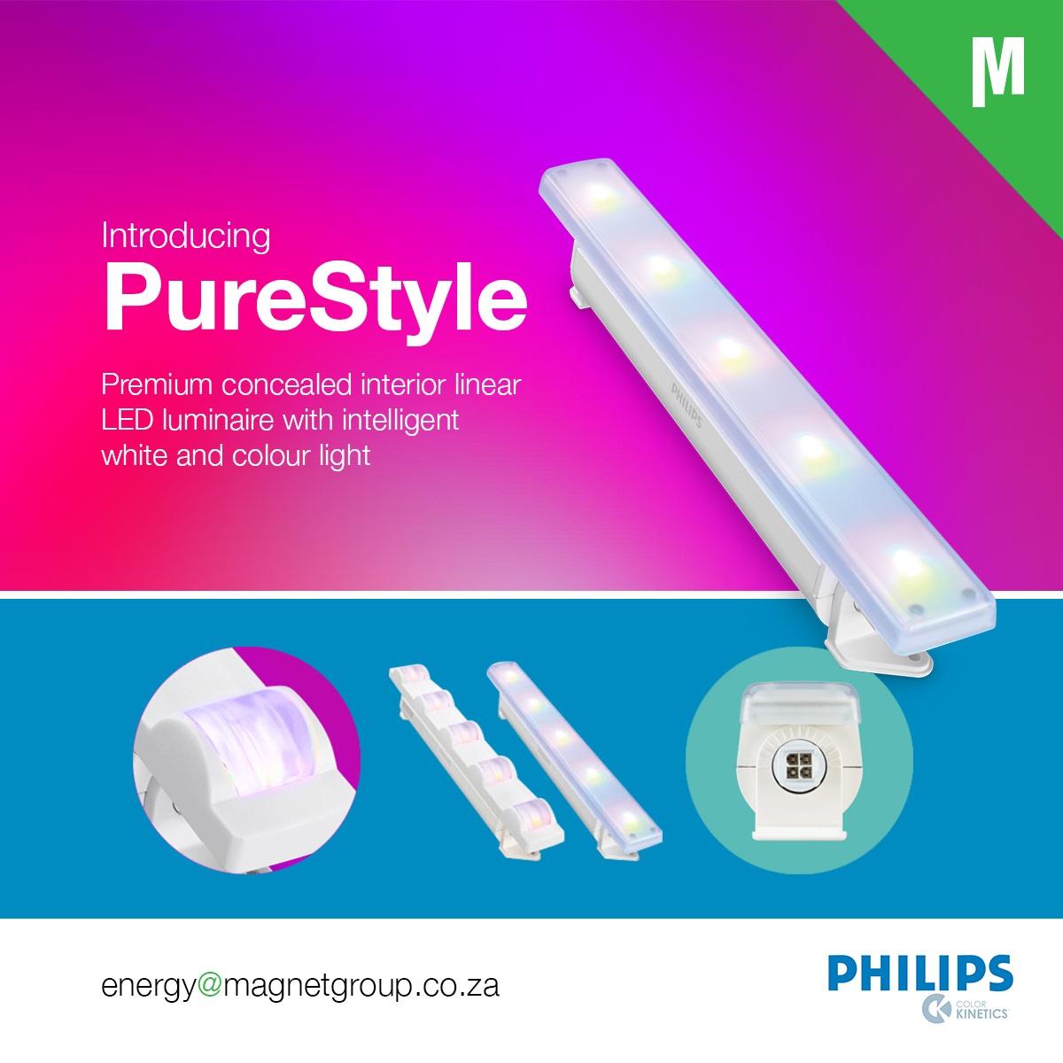 Philips Purestyle Lighting